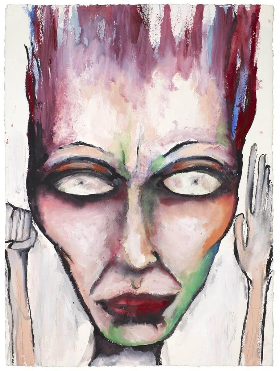 Marilyn Manson Art | MarilynManson.Fr